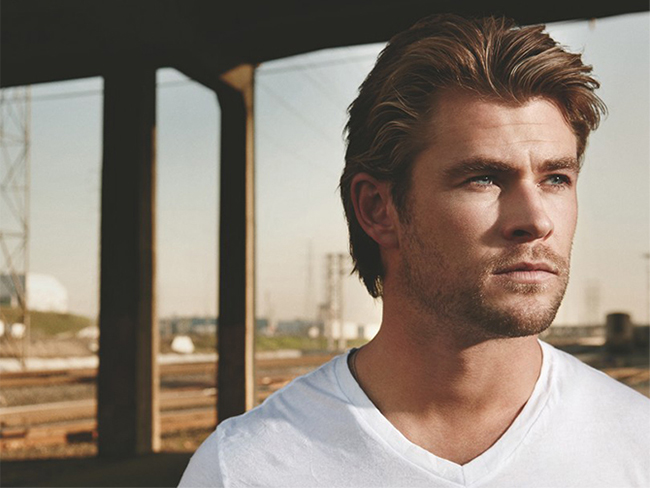18 times Chris Hemsworth truly was the sexiest man alive