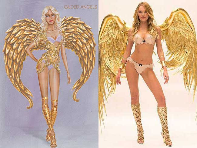 Sneak peek at the themes for this year's Victoria's Secret Fashion Show