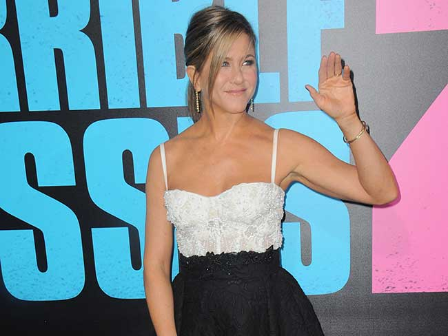 Jennifer Aniston is officially hilarious