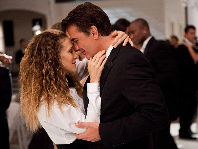 10 signs you've experienced a Mr Big in your life