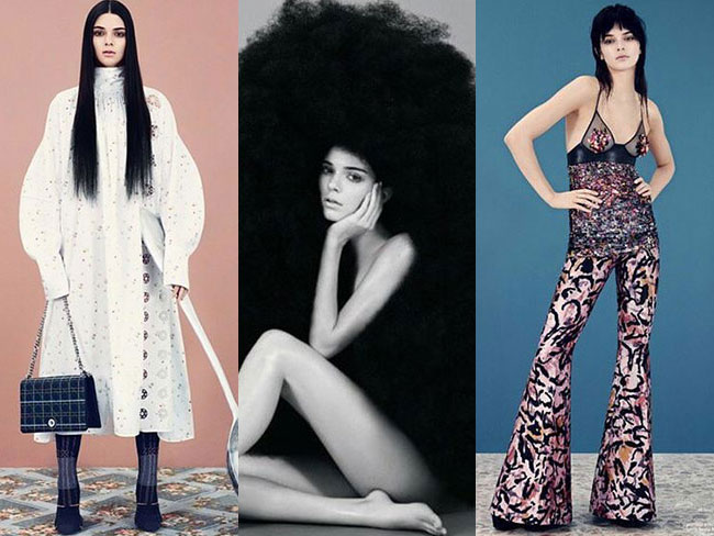 Kendall Jenner's latest shoot is INSANE