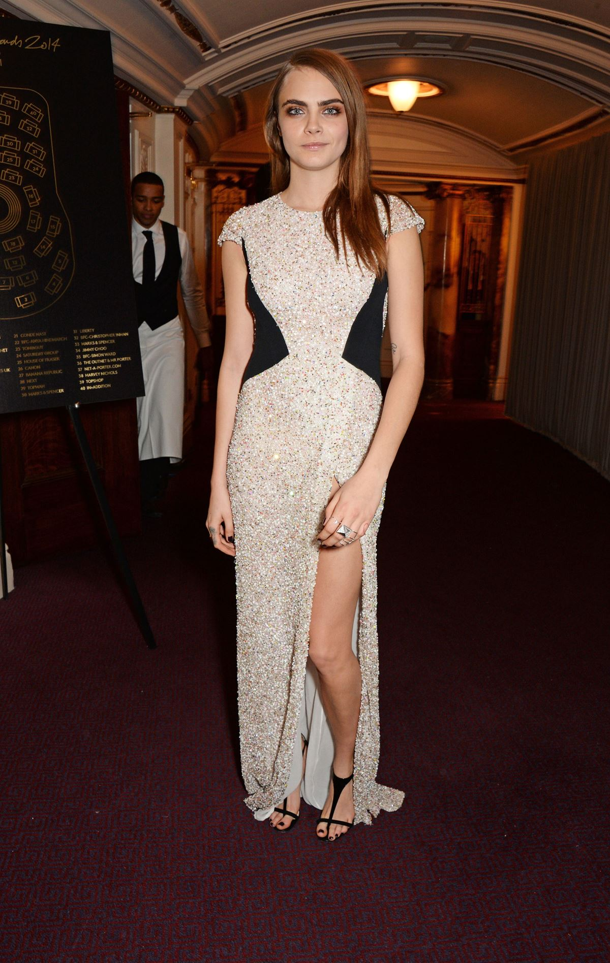 The best looks from the 2014 british fashion awards for British mode