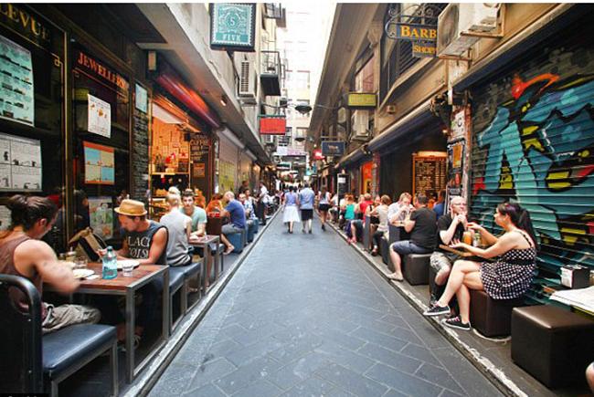 Best Funky Cafes Melbourne