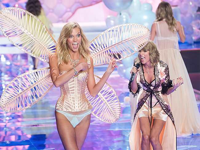 Watch the first sneak peeks at the VS Show