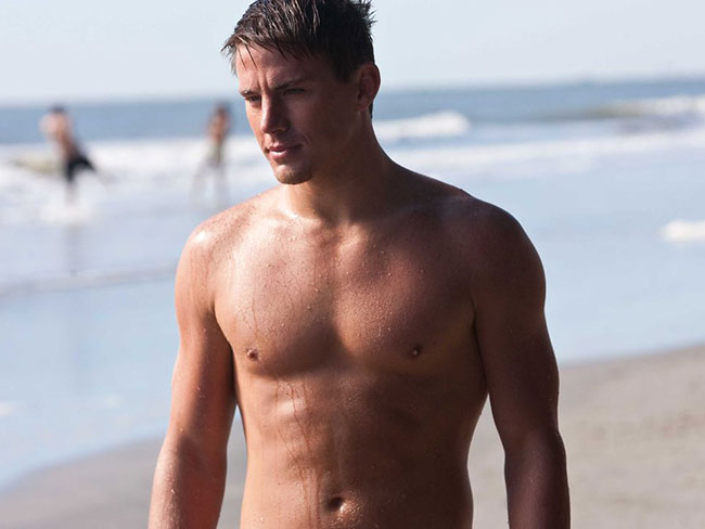 Channing's hottest moments
