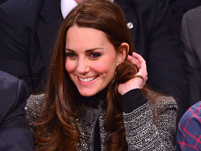 Kate Middleton's hair is a big mess, says Prince William