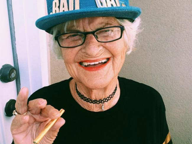 The 16 most badass old broads of 2014, ranked