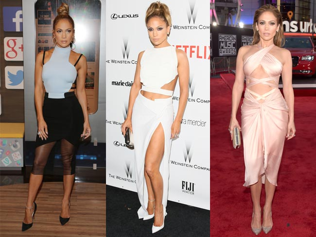 30 times Jennifer Lopez looked like a total sex goddess