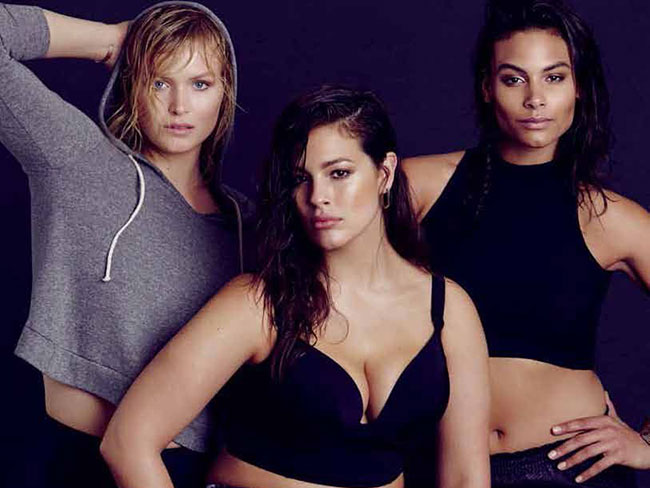 'Plus-size' models start a fashion revolution
