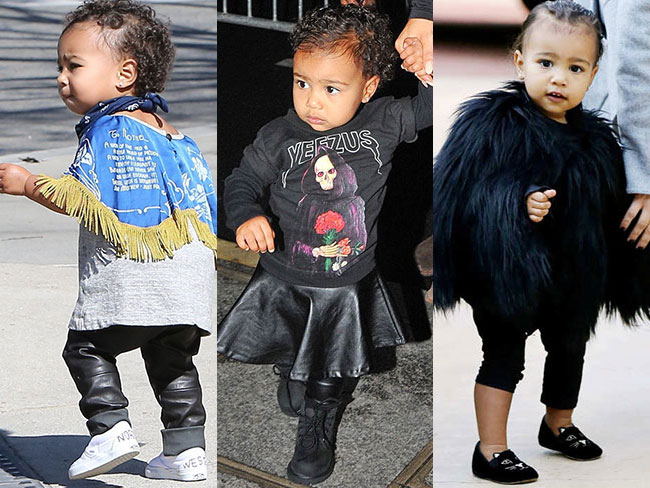 All the times North West made our ovaries explode
