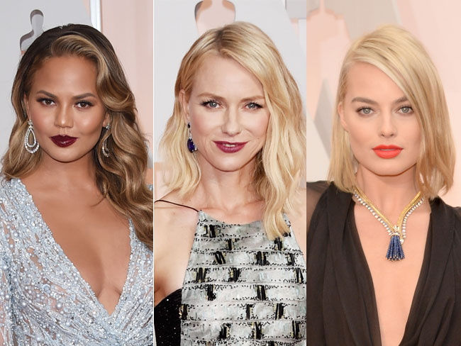 The hottest hair and makeup trends you MUST try from the Oscars