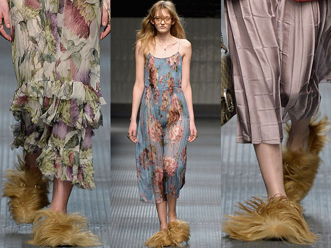 The wackiest trends from Fashion Week