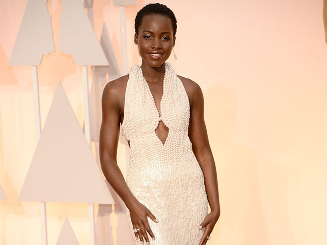 Lupita Nyong'o's 150k pearl Oscars dress was STOLEN