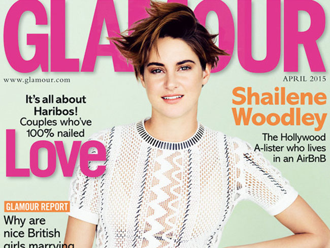 "Shailene Woodley ""wasn't interested"" in Fifty Shades of Grey role"