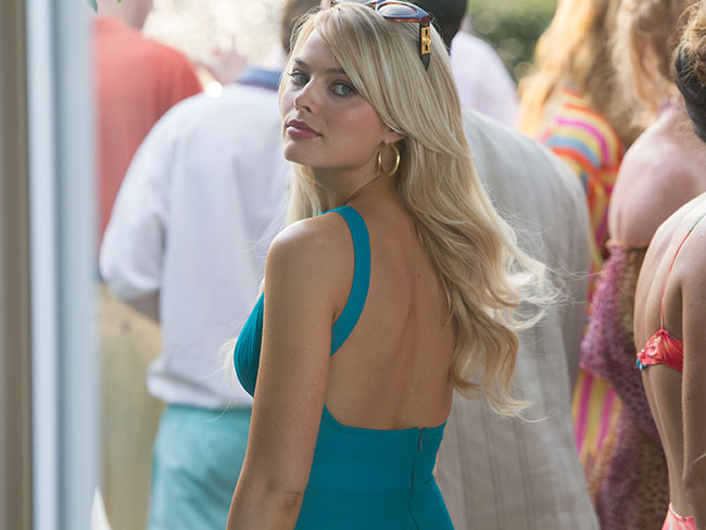 Here's what Margot Robbie did to get her role in The Wolf of Wall Street