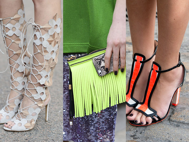 45 of the hottest Fashion Week street style accessories