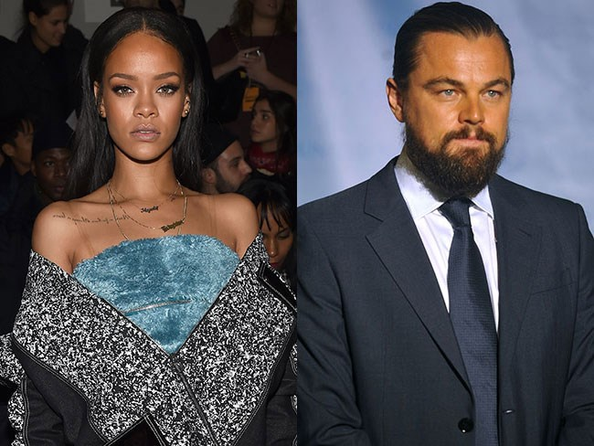 "Rihanna reportedly ""the clingy half"" of RihCaprio"