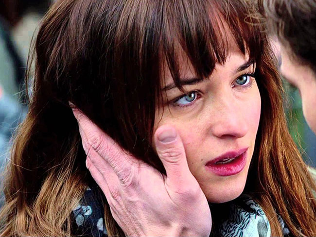 Dakota Johnson's infamous Fifty Shades bush was a FAKE!