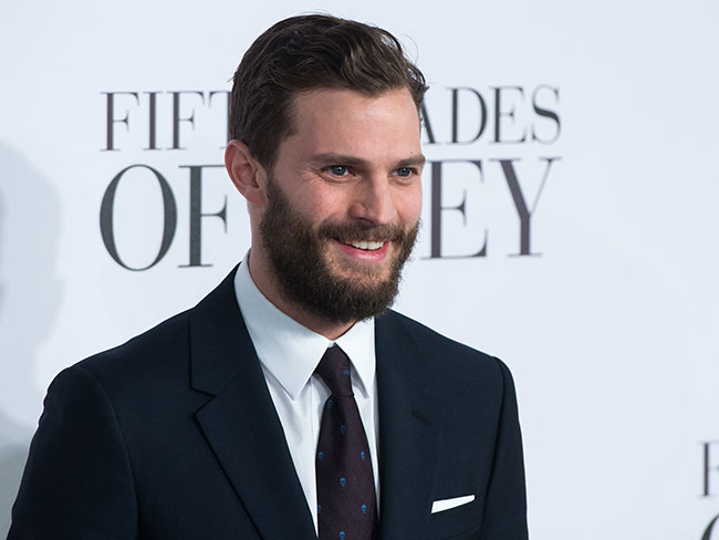 Jamie Dornan's next movie role could not be more different to Fifty Shades