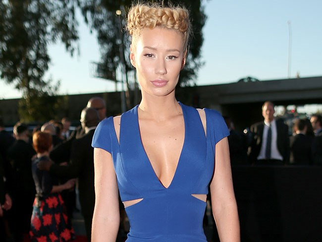 Iggy Azalea didn't want a Grammy anyway