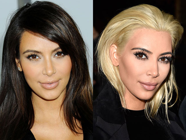 11 celebs who aren't afraid of bleach