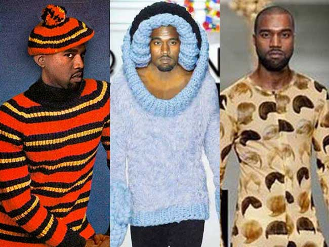 This Kanye Is Fashion Instagram account is FUNNY