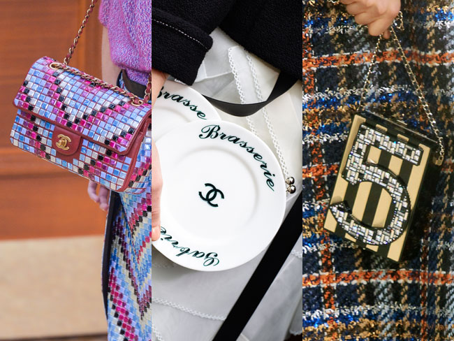 Chanel's PFW show was full of the accessories of your dreams