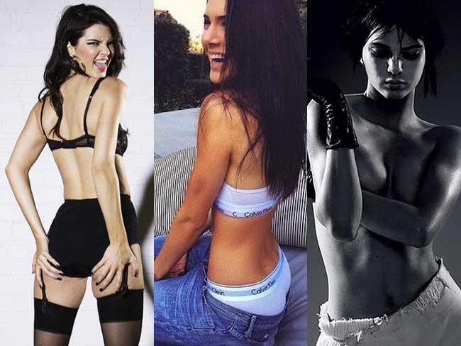 Kendall Jenner is the new face of Calvin Klein