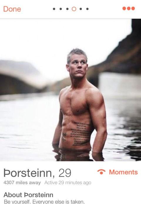 ***PORSTEINN, 29***   Reykjavik *Be yourself. Everyone else is taken. – Oscar Wilde – Snapchat: Booztr – Instagram: Booztr*