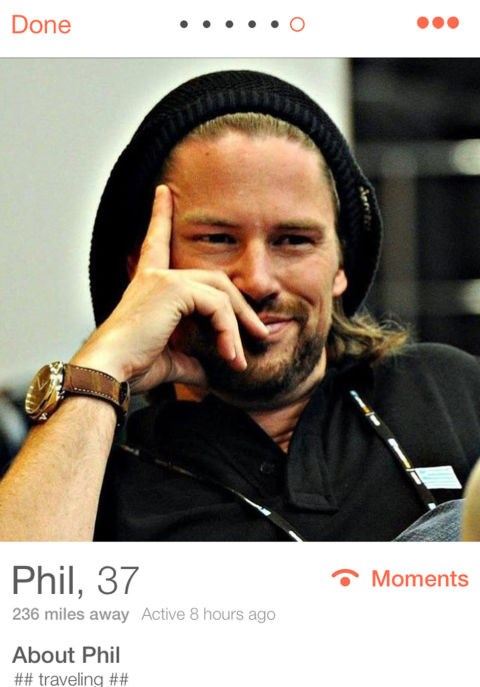 "***PHIL, 37***   Zurich *## traveling ##* *English, Ελληνικά, Deutsch, un peut Français,* *Traveling all over the world ... my current home is Zurich, I grew up in Greece and the Midwest (US) ... I hang out on a regular basis in Munich, Frankfurt, Amsterdam, NYC, Chicago & SFO ;-) 6'4"" / 1,93m ... Challenge me ...* *Ταξιδεύοντας σε όλο τον κόσμο ...*"