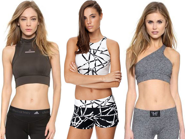 Chic as hell sportswear