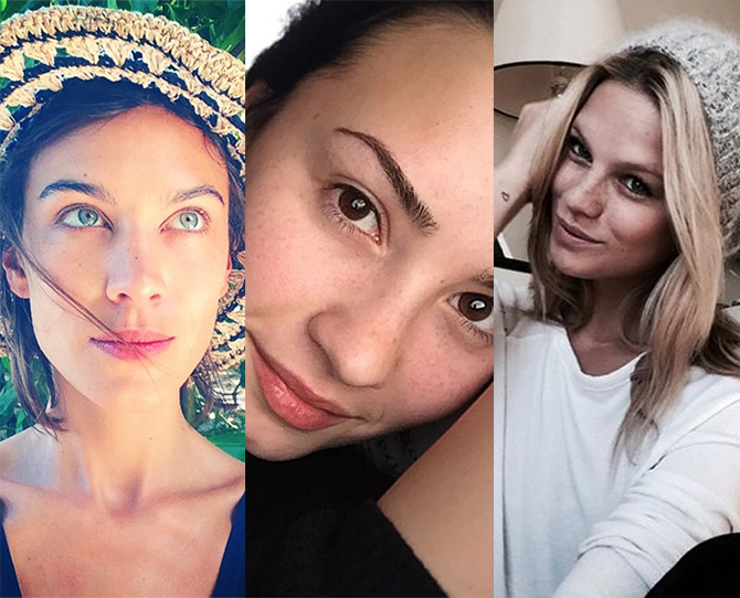 40 celebs who are still FLAWLESS without makeup