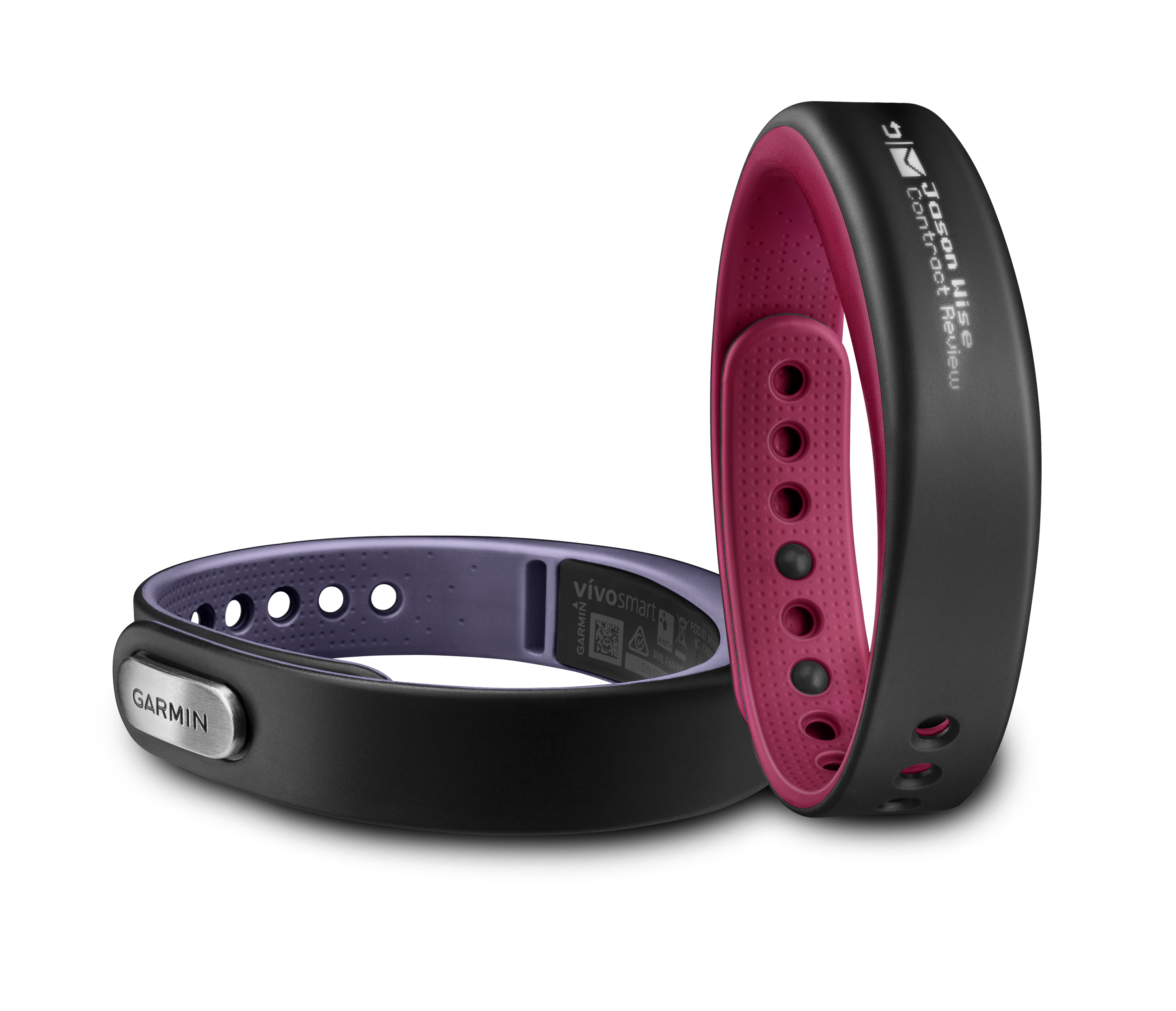 Win one of 3 Vivosmart activity trackers