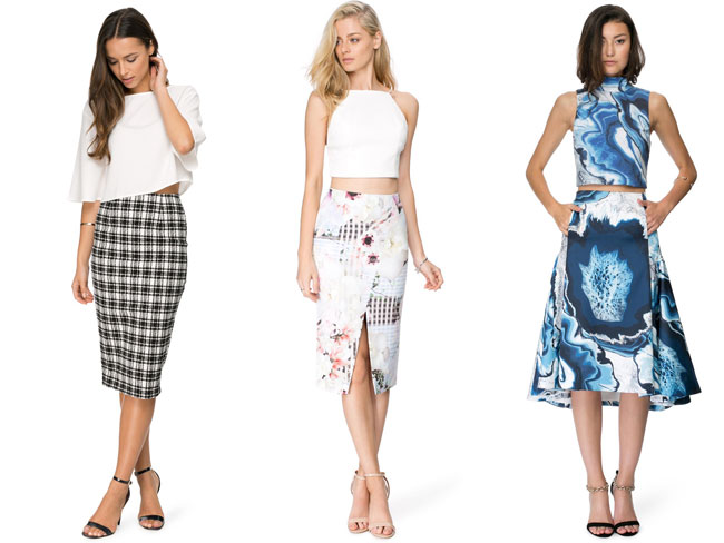 23 HOT midi skirts you'll want to wear NOW