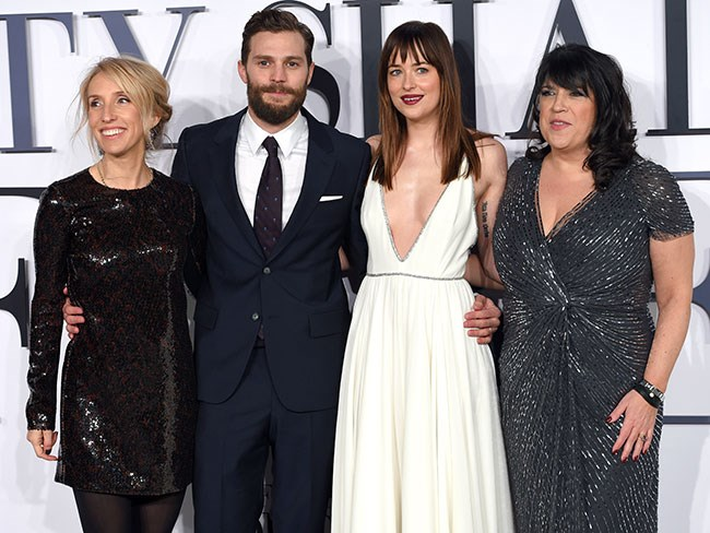 Big 'Fifty Shades of Grey' name just pulled out of the franchise