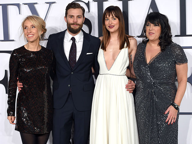 Fifty Shades of Grey director Sam Taylor-Johnson just pulled out of the franchise