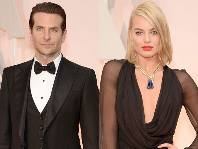 People are trying to make Margot Robbie and Bradley Cooper a 'thing'