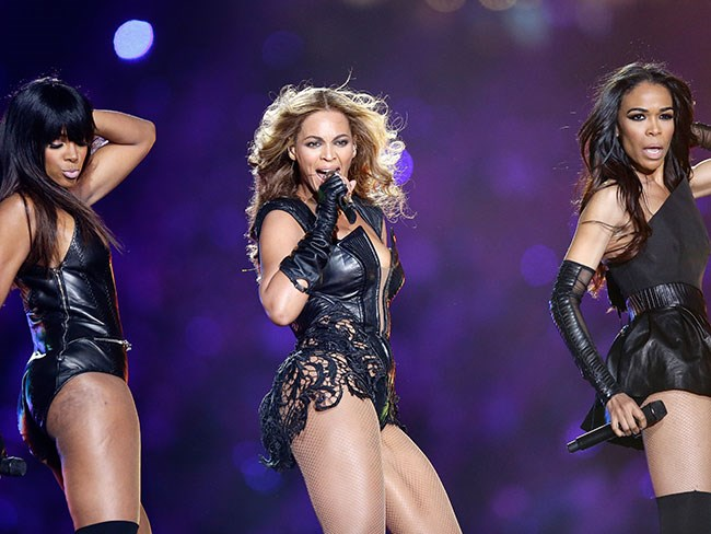 Destiny's Child reunite for the performance of your dreams