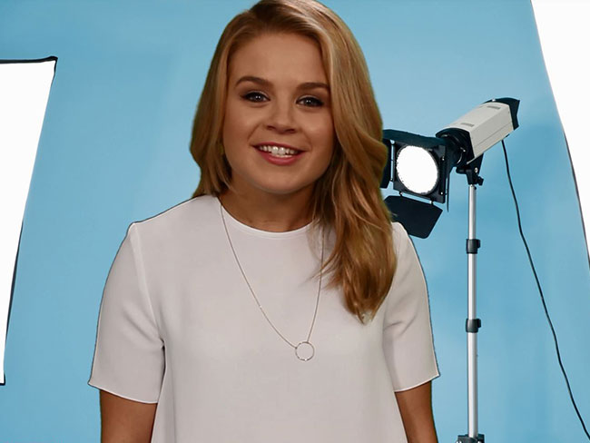 Emma Freedman plays Have You Ever at Cosmo HQ