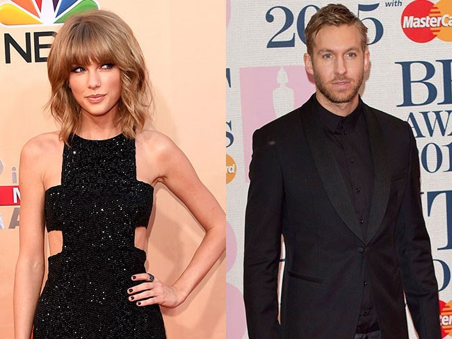 Calvin Harris said Taylor Swift was not his type