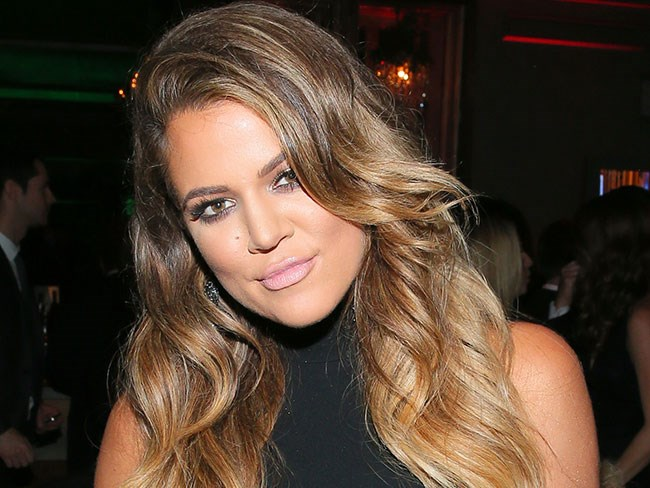 Khloé Kardashian reveals her beauty tricks