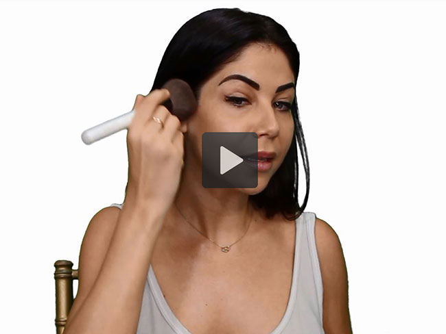 How to contour your face like a pro