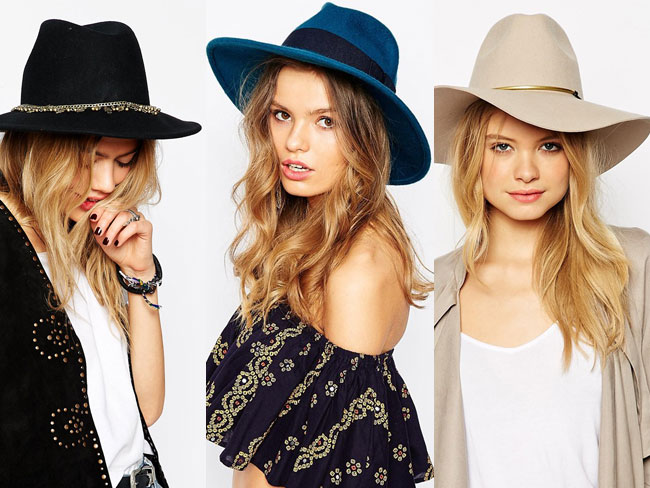 27 felt hats to add to EVERY outfit