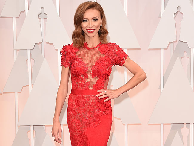 Giuliana Rancic is over defending her body