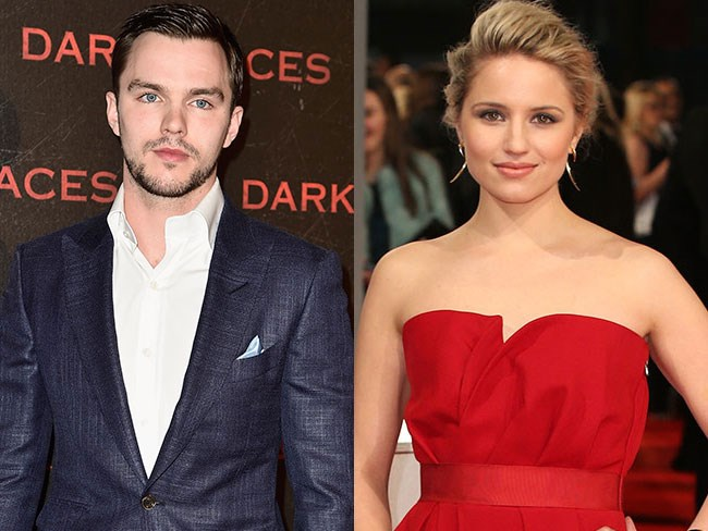 Are Nicholas Hoult and...