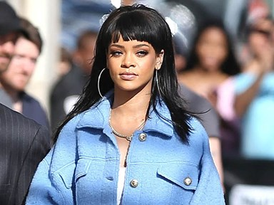 Rihanna has responded to those cocaine rumours in the most Rihanna way possible