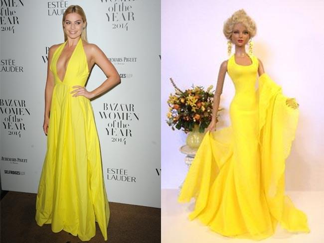 Margot Robbie is first choice for Barbie movie
