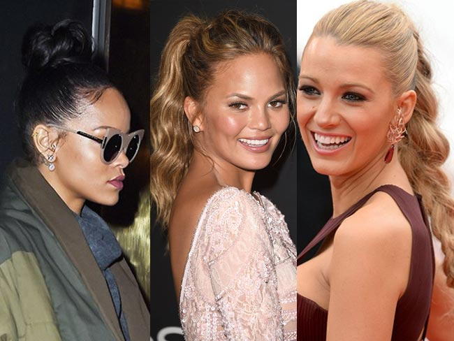 10 hot hairstyles that will stand the wind and rain