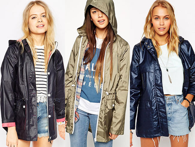 23 raincoats that will actually keep you dry