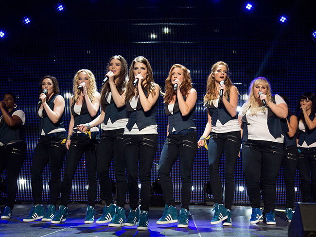 New Pitch Perfect 2 clip features a whole load of girl power
